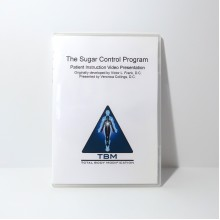 Sugar Control, Introduction to DVD