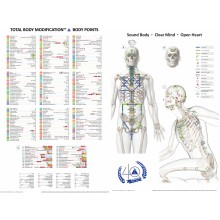 TBM Menu Chart - Body Points (2 full-sized charts)