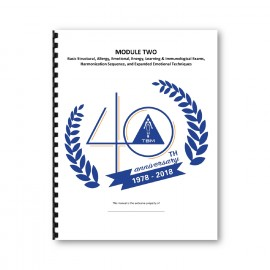 Module 2 Manual: 40th Anniversary Edition