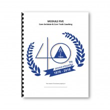 Module 5 Manual: 40th Anniversary Edition