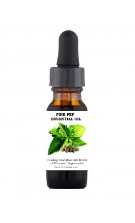 Pine Pep Essential Oil Drop (0.5oz.)