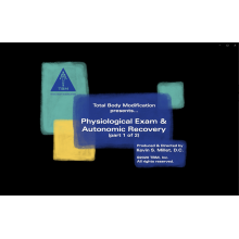 PA1 - Module 1 Part A: Physiologic Reset and Autonomic Recovery Part 1 -  Online Training Course with Dr. Megan Choy