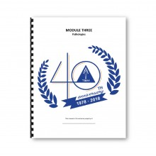 Module 3 Manual: 40th Anniversary Edition